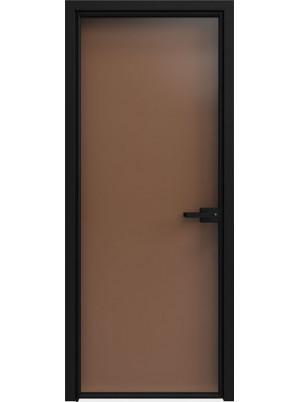 Бронза Прозрачная (T04) Черный