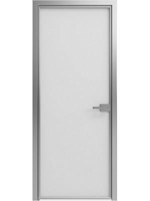 Матовый белый (T15) Серебро