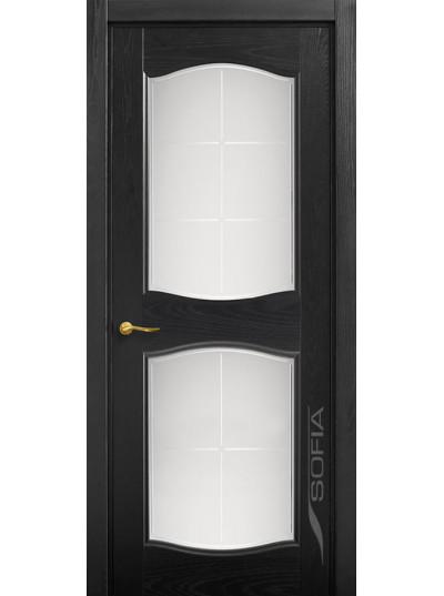 Дверь Sofia Classic 36.47 - Ясень чёрный