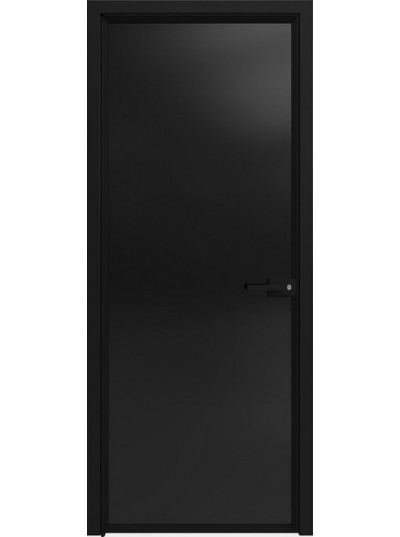 Стеклянная дверь Sofia Scala Чёрное (T05) Черный