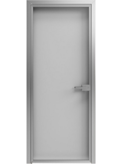 Стеклянная дверь Sofia Scala Серебро Светлое (T11) Серебро