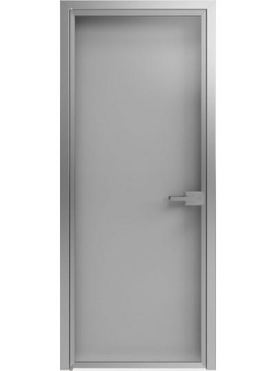 Стеклянная дверь Sofia Scala Серебро Темное (T12) Серебро